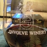 Снимок сделан в Envolve Winery пользователем James Marshall B. 3/8/2013