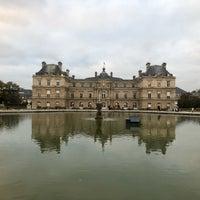 10/24/2018 tarihinde AONziyaretçi tarafından Grand Bassin du Jardin du Luxembourg'de çekilen fotoğraf