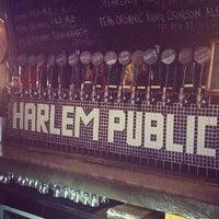Das Foto wurde bei Harlem Public von Zach Peak P. am 7/23/2013 aufgenommen
