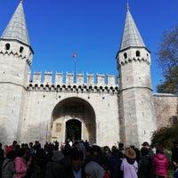 10/26/2018 tarihinde Okan A.ziyaretçi tarafından Topkapı Sarayı Revakaltı'de çekilen fotoğraf
