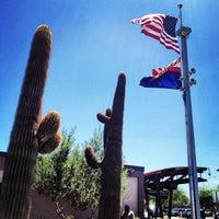 Снимок сделан в Phoenix-Mesa Gateway Airport (AZA) пользователем Suzanne M. 7/29/2013