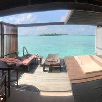 Water Villa Paradise Island Resort And Spa Maldives Resort