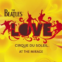 รูปภาพถ่ายที่ The Beatles LOVE (Cirque du Soleil) โดย Bill C. เมื่อ 3/11/2013