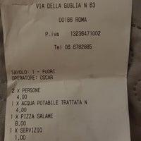 รูปภาพถ่ายที่ Osteria Oscar a Montecitorio โดย Vitaliy S. เมื่อ 7/19/2017