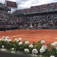 Photo prise au Stade Roland Garros par Vianney S. le6/3/2014