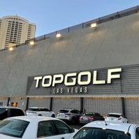 Foto diambil di Topgolf oleh Scott B. pada 1/10/2021