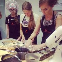 Foto diambil di Кулинарная студия Mandarin gourmet oleh Anastasia F. pada 9/2/2013