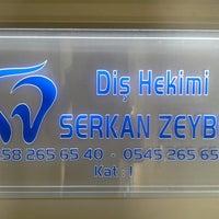 9/30/2013 tarihinde Mutlu D.ziyaretçi tarafından Diş Hekimi Serkan ZEYBEK - Diş Kliniği'de çekilen fotoğraf