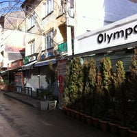 1/19/2013にYiğitがOlympos Cafe & Barで撮った写真