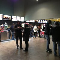 Photo prise au UCI Cinemas Parco Leonardo par Sebastiano A. le2/16/2013