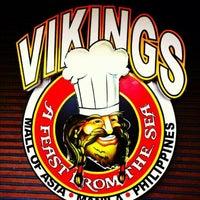 3/6/2013 tarihinde Christian G.ziyaretçi tarafından Vikings'de çekilen fotoğraf
