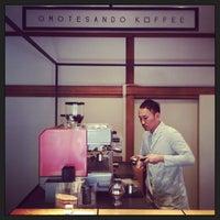 Photo prise au Omotesando Koffee par Seal K. le4/27/2013