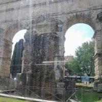 Foto scattata a Porta Maggiore da Olga Y. il 5/7/2013