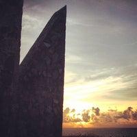10/29/2012 tarihinde Lando E.ziyaretçi tarafından Point Udall'de çekilen fotoğraf