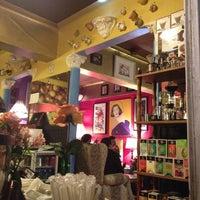 3/17/2013にAbrilがRococó Café Espressoで撮った写真