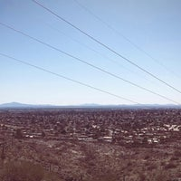 Photo taken at South Mountain Hiking Trails by Carmen R. on 2/24/2018