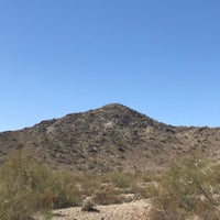 Photo taken at South Mountain Hiking Trails by Carmen R. on 2/25/2018