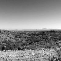 Photo taken at South Mountain Hiking Trails by Carmen R. on 2/27/2018