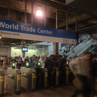 7/9/2013에 Andrew A.님이 World Trade Center Transportation Hub (The Oculus)에서 찍은 사진