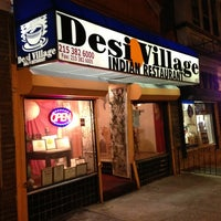 Das Foto wurde bei Desi Village Indian Restaurant von Halalfoodcritic am 1/2/2013 aufgenommen