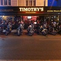 12/26/2012 tarihinde Mehmet T.ziyaretçi tarafından Timothy's'de çekilen fotoğraf