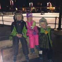 Das Foto wurde bei Dercum Square Ice Rink von Jennifer H. am 12/1/2013 aufgenommen