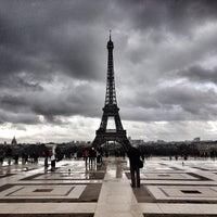 Photo prise au Place du Trocadéro par Olivier Q. le4/11/2013