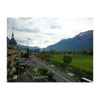 5/16/2013 tarihinde Dreammiie 🐣ziyaretçi tarafından Interlaken'de çekilen fotoğraf