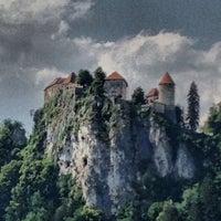 Foto scattata a Blejski Grad | Bled Castle da Marko Z. il 6/21/2013
