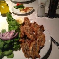 Foto diambil di İstasyon Restaurant oleh Ismail A. pada 3/6/2013