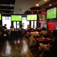 Foto tirada no(a) Playwright Irish Pub por Shinya S. em 6/19/2013