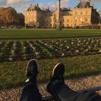 11/9/2018 tarihinde gunther p.ziyaretçi tarafından Grand Bassin du Jardin du Luxembourg'de çekilen fotoğraf