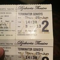 Djakarta Theater Xxi Multiplex In Jakarta Pusat