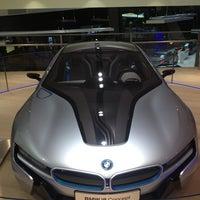 Photo prise au BMW Welt par Dirk R. le2/22/2013