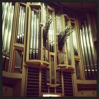 Снимок сделан в Московский международный дом музыки (ММДМ) пользователем Olga M. 7/2/2013