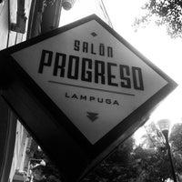 Das Foto wurde bei LAMPUGA ROMA von Felipe C. am 7/27/2013 aufgenommen