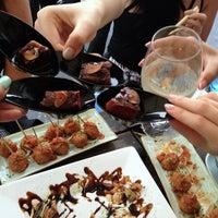 Foto diambil di Kinki Restaurant & Bar oleh Moonberry pada 4/4/2013