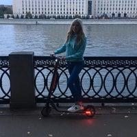 Снимок сделан в Парк «Горка» пользователем Anna G. 10/7/2018