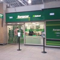 Europcar Rental Car Location In Edinburgh