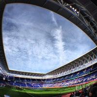 3/3/2013에 Josep O.님이 RCDE Stadium에서 찍은 사진