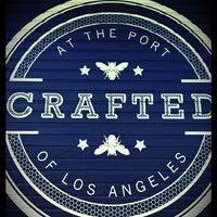 Foto tirada no(a) CRAFTED at the Port of Los Angeles por Jason P. em 3/3/2013