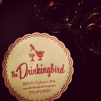 Foto tirada no(a) The Drinkingbird por Christian G. em 11/22/2012