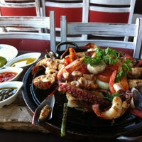 Foto tirada no(a) Monduba Restaurante por Michelle P. em 4/20/2013