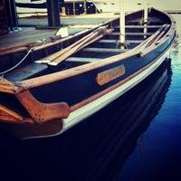 3/4/2013 tarihinde ⛵Captain J.ziyaretçi tarafından Center for Wooden Boats'de çekilen fotoğraf