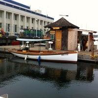 12/10/2012 tarihinde ⛵Captain J.ziyaretçi tarafından Center for Wooden Boats'de çekilen fotoğraf