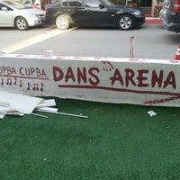 Das Foto wurde bei Dans Arena Dans ve Spor Kulübü von Tuba . am 3/31/2013 aufgenommen