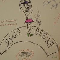 Das Foto wurde bei Dans Arena Dans ve Spor Kulübü von Tuba . am 5/27/2013 aufgenommen
