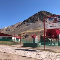 Foto tomada en Centro de esquí Los Penitentes por Isnardo V. el 9/22/2017
