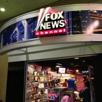 Fox News Channel - DFW Airport, TX