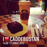 Das Foto wurde bei Starbucks von Arda M. am 2/17/2013 aufgenommen